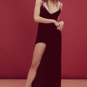 Nadine Velvet Maxi Dress